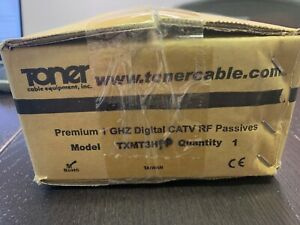 new Toner Cable Equipment Txmt3h pp 3 Tap Housing Box