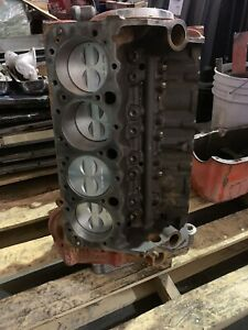 1956 Motor 265 Small Block Chevy Pass Car Corvette 3720991 3836266 Sbc Engine