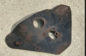 Model A Ford Firewall Lower Panel Transmission Tunnel Area 1928 1929 1