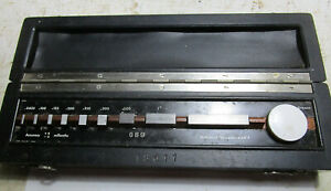 9 Piece American Machinist Gage Block Set 0625 To 2 Made In Germany Gauge