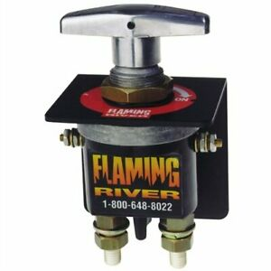 Flaming River Fr1010 Big Switch Magneto Battery Disconnect