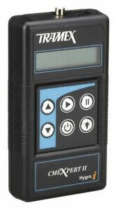 Tramex Moisture Meter For Concrete wood Digital Includes Battery Pouch User