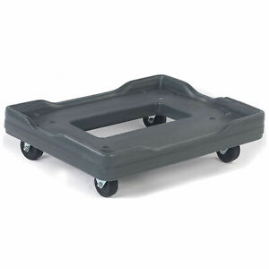 Orbis Dgs6040 Plastic Dolly For Stack n nest Pallet Container