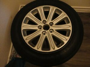 Honda Odyssey Touring Pax Wheel And Tire 235 710r460a
