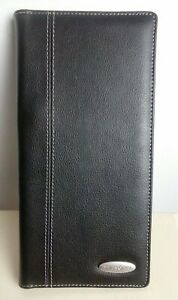 Samsonite Soft Pebble Leather Credit Card Book Holder