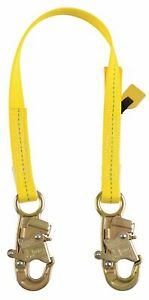 3m Dbi sala Positioning Lanyard 3 Ft Length 310 Lb Weight Capacity