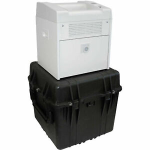 Dahle 20434ds High Security Deployment Paper Shredder Extreme Cross Cut 20434