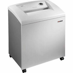 Dahle High Security Small Department Paper Shredder Extreme Cross Cut 40534
