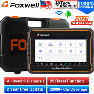 Foxwell Gt60 Automotive Full System Obd2 Scanner Car Diagnostic Scan Tool Tablet