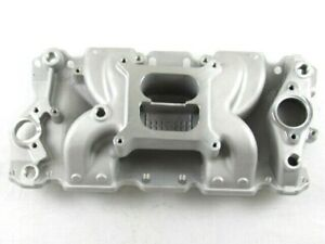 1959 95 Small Block Chevy 327 350 383 Intake Manifold Satin Bpe 4005