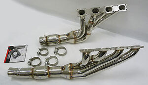 Obx Stainless Long Tube Header For 1990 1995 Chevrolet Corvette Zr1 5 7l Lt5