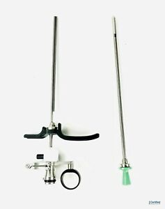 Stryker Resectoscope Set With Working Element And Obturator 502 990 401