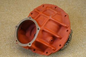 Original Ford 9 Nodular Iron Case Dropout Differential Housing Dated 9k23 1970