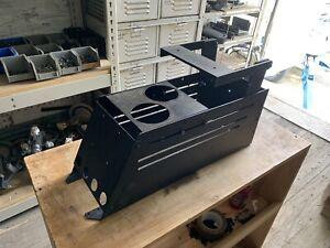 Ford Crown Victoria Cvpi P71 Police Center Console With No Cup Holders
