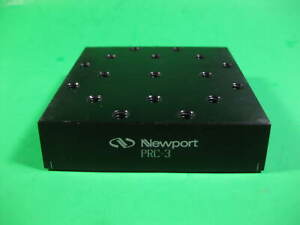 Newport Optical Rail Carrier Prc 3 Used