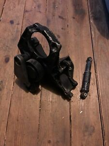 Vw Corrado 1 8 G60 Supercharger Mounting Bracket Tensioner Pulley