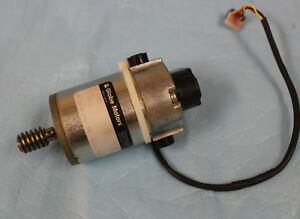 Globe Motors 11 Vdc Motor M537m13 With Encoder Heds 5500 i06