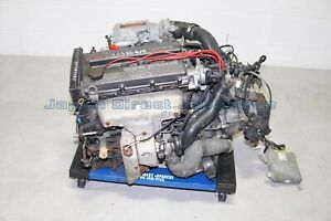 Jdm Mazda 323 Familia Protege Bp Turbo 1 8l Engine Motor 5speed Awd Transmission
