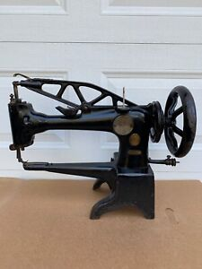 Singer 29 4 Industrial Cylinder Arm Leather Sewing Machine Antique 29k Shipping