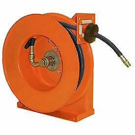 Low Pressure Hose Reel For Air Water 1 2 x 50 Hose 300 Psi Ghe5050 l