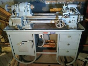South Bend Lathe Quick Change Gear On South Bend Bench 110v W Xtra s