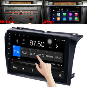 For 2004 2009 Mazda 3 9 Android 8 1 Radio Stereo 2din Gps Navigation Wifi 16gb