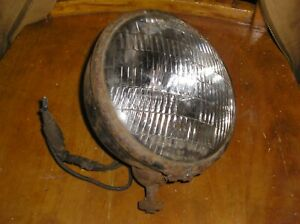 1930 s Headlight Bucket Rat Rod Chevy Dodge Ford Mancave Hot Rod Classic Car 7