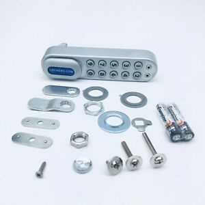 Kit Lock Kl1000 Vertical Electronic Cabinet Coded Locker Solutions