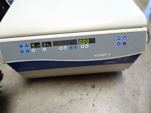 Fisher Scientific Accuspin 3 Centrifuge Tested Working