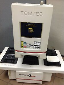 Tomtec Quadra 3 Spe Model 300 Automated Liquid Handler