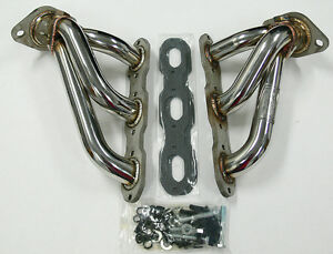 Obx Exhaust Header For 2005 To 2010 Dodge Charger Magnum Chrysler 300 3 5l V6