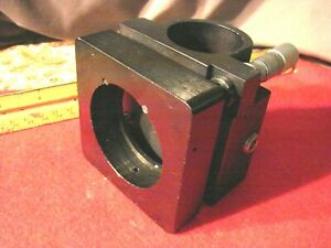 Newport Nrc 630a 2 1 5 Inch Rod mounted Kinematic Mirror Mount Assembly