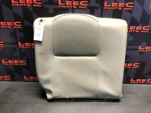 2006 Acura Rsx Type S Rsx S Oem Grey Leather Rear Seat Upper Section Passenger