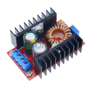 Dc dc Boost Converter Power Supply Module 10 32v Step Up To 60 97v 100w Voltage