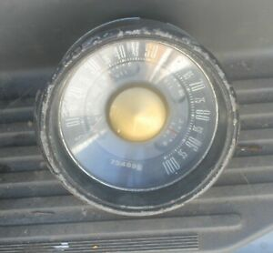 1951 Ford Car Instrument Cluster Nice Of