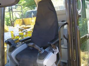 Equipment Seat Cover Super High Back 35