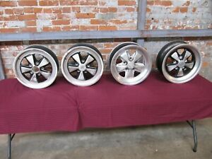 Porsche 911 Fuchs 16 X 6 And 16 X 7 Dated 1981 1984 911 361 020 43 44