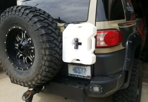 Jm2 Rp1 Single 2 Or 3 Gallon Rotopax Water Or Fuel Can Mount Toyota Fj Cruiser