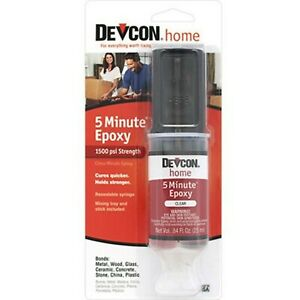 Itw Devcon 20845 High Strength Epoxy Anchoring Adhesive 1 pack