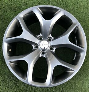 20 Inch Dodge Challenger Charger 2015 2018 Oem Factory Alloy Wheel Rim 2523a