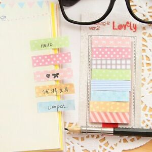 Sticky Notes Sticker Stationery Office Accessories Post Note Pad School Supplies