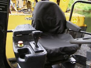 Equipment Seat Cover Small Back 18