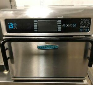 Turbochef I3 High speed Accelerated Cooking Countertop Oven Works Great