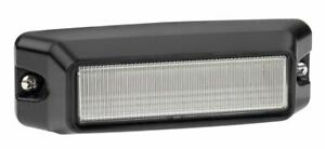 Federal Signal Ipx600b w Impaxx Led Ext perimeter Light White Leds Clear Lens