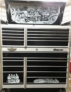 Snap On 100th Anniversary Harley Davidson Tool Box