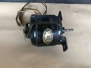 Antique Ge 33010 Small Motor General Electric 1 70hp Ac Motor