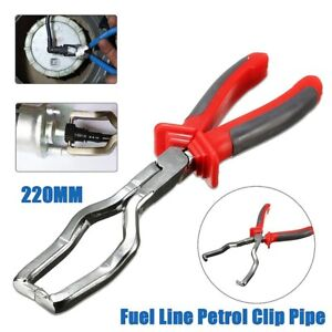 Fuel Filter Line Clip Petrol Hose Pipe Disconnect Release Removal Pliers A718