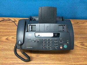 Used Hp 1040 Fax Machine Print Scan Copy And Calling Functions