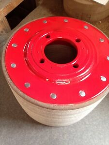 Farmall Ih Paper Belt Pulley For Show Or Use m h W4 w6 300 650 l ks Great