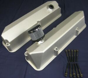Valve Covers Ford Fe Pentroof Cast Aluminum 352 390 427 428 Fe Power